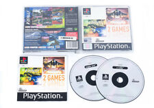 V-RALLY/Eagle-Playstation 1 PS1 Retro One Juego Y Estuche PAL