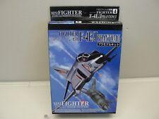 MINI FIGHTER F-4E/J PHANTOM II JET 1/144 SCALE MODEL KIT