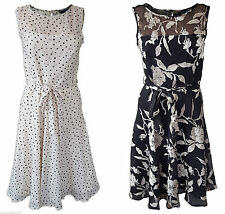 Polyester Party Women's Tea Dresses