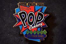 Disney Pins - WDW 2003 - Pop Century Media Sneak Peek - VINTAGE! RARE!