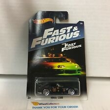 Honda S2000 * BLACK * Hot Wheels Fast & Furious * D22