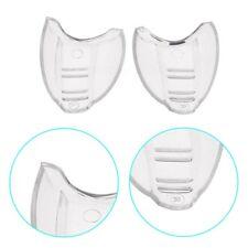 2pcs Universal Flexible Side Shields Safety Glasses Goggles Eye Protection White