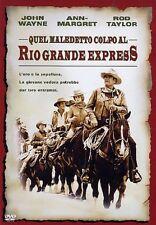 Quel Maledetto Colpo Al Rio Grande Express (1973) DVD