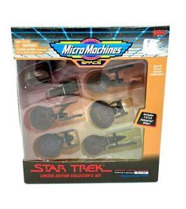 Galoob 1995 Micro Machines Space Star Trek Bronze Collector Edition 015799