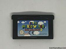Super Mario World - Super Mario Advance 2 - Nintendo Gameboy Advance - GBA