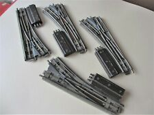 4 x Hornby Dublo electric points for 3 rail