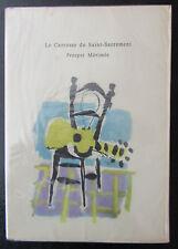 PROSPER MERIMEE LE CARROSSE DU SAINT SACREMENT Ed MERMOD 1947 ILL . de CLAVE