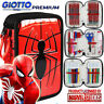SpiderMan Pencil Case 3 Tier Fully Equipped Felt Tips GIOTTO Washable PREMIUM ED