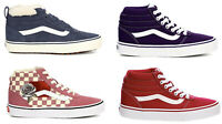 New Vans Ward Hi Womens Casual Sneakers Shoes Various Colors All Sizes