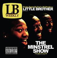 Little Brother - The Minstrel Show [New Vinyl]