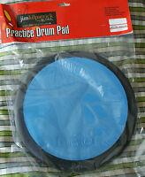 Jim Kilpatrick Signature Standard Drum Pad pipe band bagpipe drumming Blue Pink