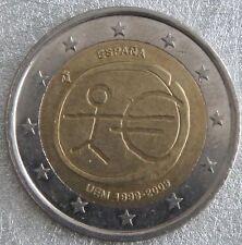 ESPAÑA 2 EUROS 2009 - EMU