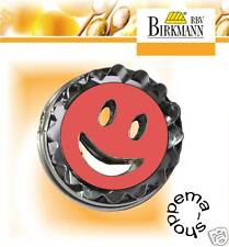 LINZER CUTTERS COOKIE CUTTERS Smiley Cookie Cutter Stainless Steel Plastic