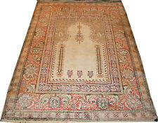 An Antique Turkish Kayseri Silk Rug