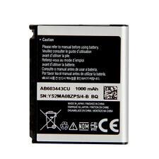 Battery AB603443CU For Samsung S5230C F488E G808E L870 W159 S7520u G800 S5230