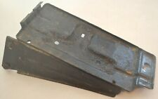 1959 Ford Fairlane Galaxie Battery Tray Carrier Assembly & Mounting Bracket, OEM