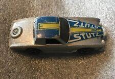 Vintage Miniature 1979 Blackhawk Stutz No. 1126, Die Cast Metal Mattel