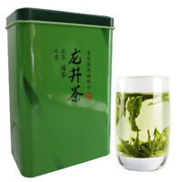 TopGrade West Lake Spring Longjing Green Tea Dragon Well Tea Long Jing Gift Pack
