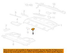 JAGUAR OEM 10-18 XJ Interior-Rear-Bezel C2C22456NED