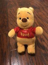 """7"""" Sparkle Ty  Winnie the Pooh Beanie Baby Stocking Stuffer"""