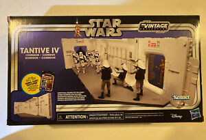 Star Wars The Vintage Collection Tantive IV Playset NO FIGURE Complete New
