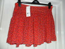 Polyester Party Hippy, Boho Floral Skirts for Women