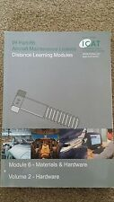 B1 Licence Module 6 Materials and Hardware study book ICAT College