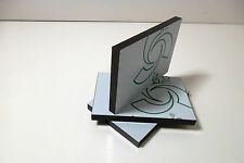 7455) Acrylglas, Polymethylmethacrylat, schwarz, 10mm, GS, polierte Kanten