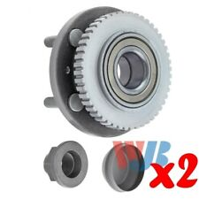 Pack of 2 Front Wheel Hub Bearing Assembly replace HA590241K BR930241K