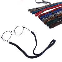 Sunglass Holder Strap Eyeglasses Chain Neck Cord String AntiSlip Rope Retainer y