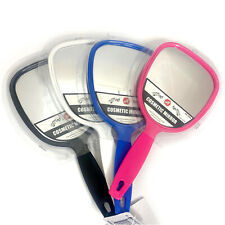 HAND HELD MIRROR FOR  Barber Salon Makeup Hair Stylist SMALL FAST FREE SHIPPING