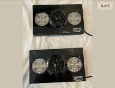(2) EcoTech Marine Radion XR30w Gen3 Pro LED Light Fixture