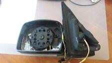 BMW X5 E53 LEFT Side Power Mirror Genuine RHD