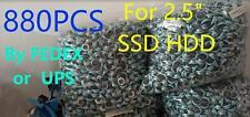 """HP Compaq 2.5"""" HDD Hard Drive SSD screw 594220-001 Z200 Z210 Z400 Z600 6000 6005"""