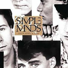 *NEW* CD Album Simple Minds - Once Upon a Time (Mini LP Style Card Case)
