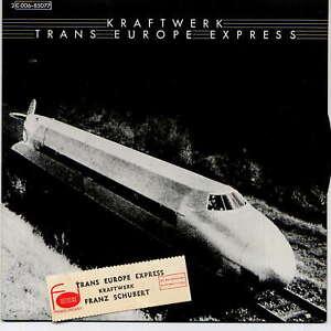KRAFTWERK -  Trans Europe Express - 7'' (45 tours) - Juke box strip -  (J)