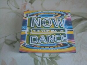 NOW The Very Best of Dance 3CD Boxset - NEW & Sealed - Free UK postage
