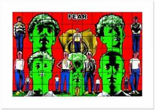 Gilbert and George, 'Fear', Fine art print, 24x30 Inches