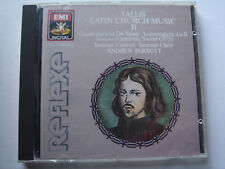 3047 Thomas Tallis - Latin Church Music II, Tavener Consort & Choir, Parrott CD