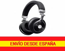 Bluedio T3 Plus Bluetooth negro