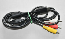 Genuine Panasonic Lumix AV cable