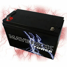 12V 150AH AMP DEEP DUAL CYCLE BATTERY 4WD SOLAR VOLT CHARGE