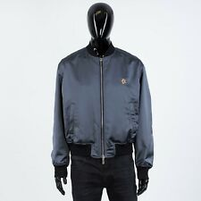 """DIOR HOMME 2250$ Technical Fabric Bomber Jacket, """"CD Gothique"""" Embroidery"""