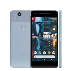 "Original Google Pixel 2 64GB/128GB Android 5"" Factory Unlocked SmartPhone 3Color"