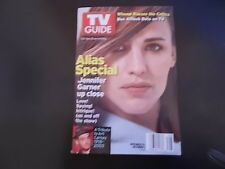Jennifer Garner - TV Guide Magazine 2003