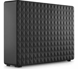 SEAGATE Expansion External Hard Drive - 10 TB Black - Currys