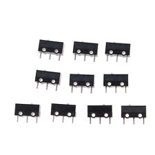 10PCS Authentic OMRON Mouse Micro Switch D2FC-F-7N Mouse Button Fretting  M&R