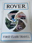 ROVER 1972 PRODUCT BROCHURE  ROVER P5B / ROVER P6 3500& RANGE ROVER CLASSIC
