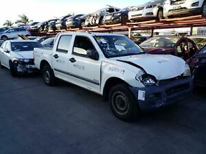 HOLDEN RODEO TRANS/GEARBOX MANUAL, 2WD, DIESEL, 3.0, 4JH1, TURBO, RA, 03/03-04/0