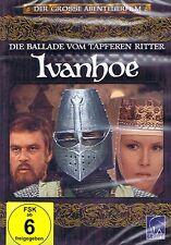 DVD NEU/OVP - Die Ballade vom tapferen Ritter Ivanhoe - Tamara Akulowa